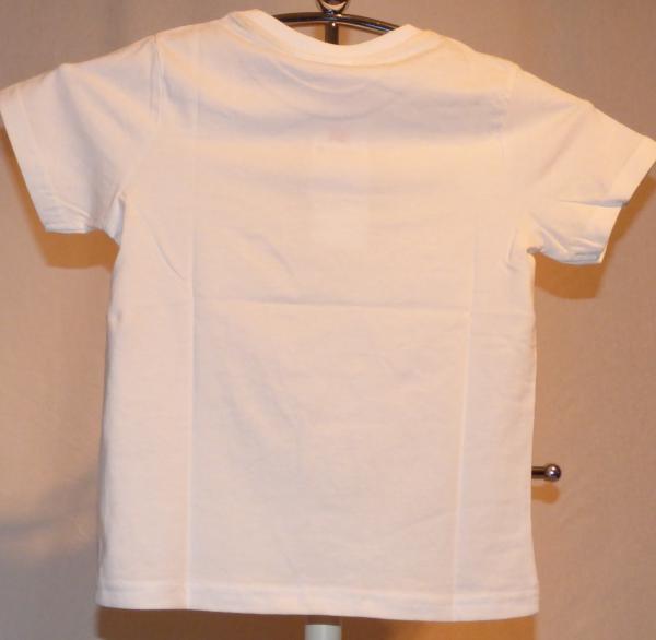 Chlapecké tričko - Mimoni, bílé, krátký rukáv