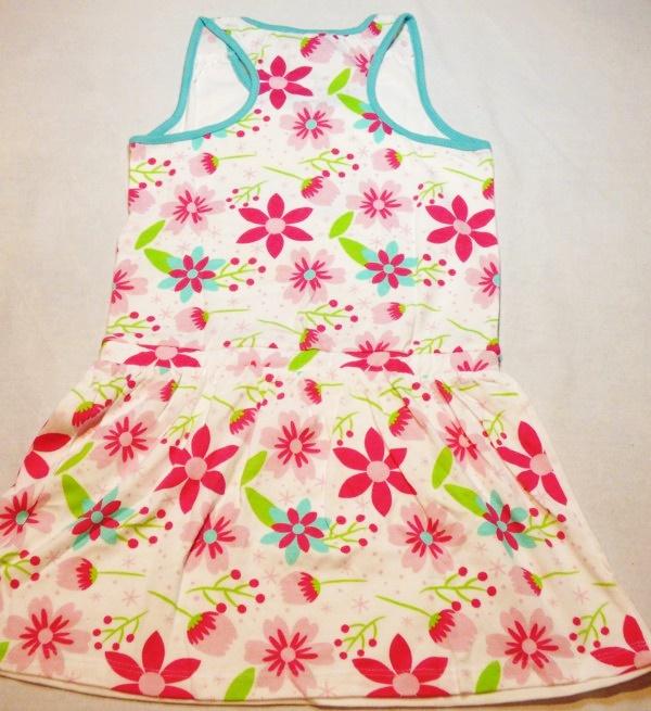 Dívčí šaty - Frozen, bílé