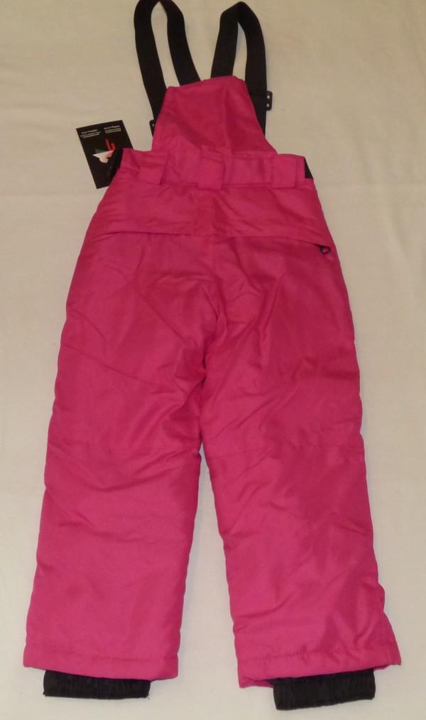 Lyžařské kalhoty - růžové