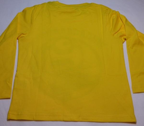 Chlapecké tričko - Mimoni, žluté, dl.r.