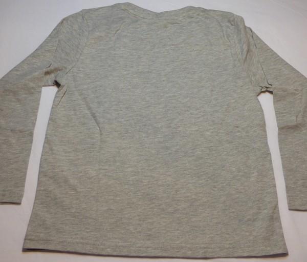 Chlapecké tričko - Mimoni, šedé, dl.r.