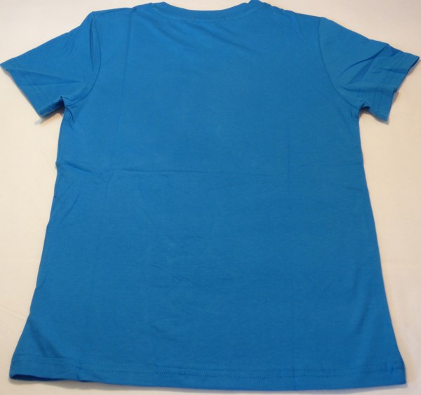 Chlapecké tričko - No. 15,modré