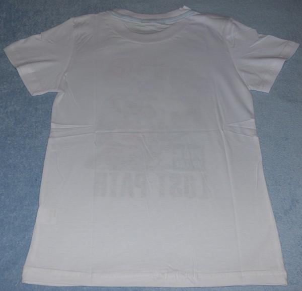 Chlapecké tričko - No. 15,bílé