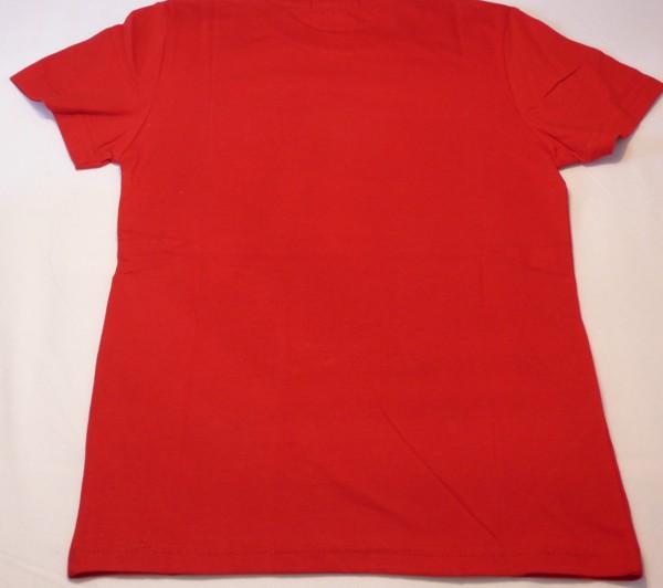 Chlapecké tričko - No. 15,červené
