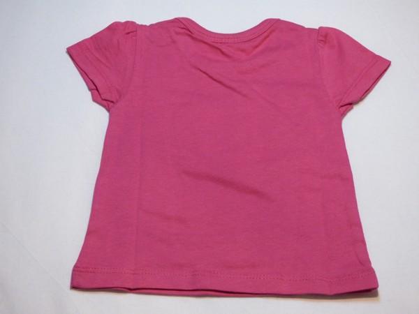 Dívčí kojenecké tričko - Hello Kitty, kr.r.,tm.růž