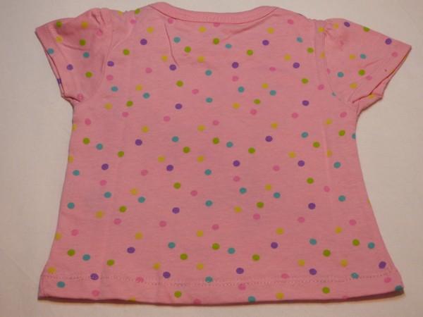 Dívčí kojenecké tričko - Hello Kitty, kr.r.,sv.růž