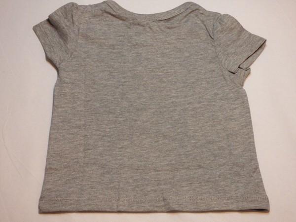 Dívčí kojenecké tričko - Hello Kitty, kr.r.,šedé