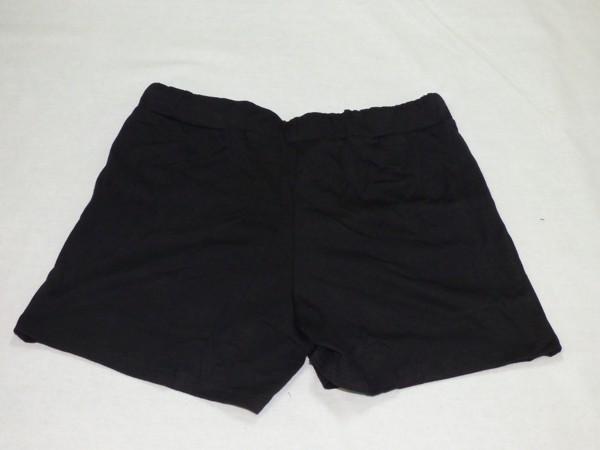 Dívčí šortky - černé