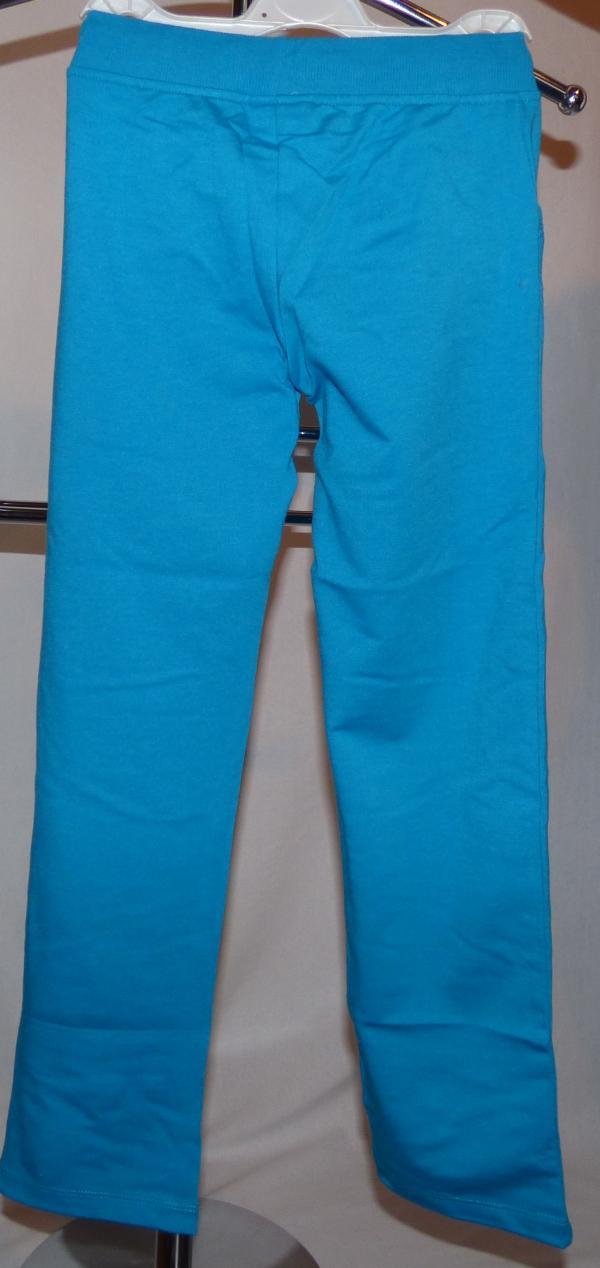 Dívčí tepláky - modré