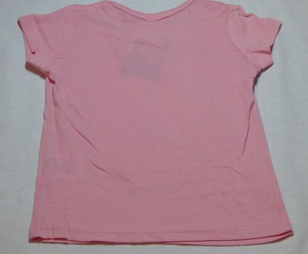 Dívčí tričko - Frozen, světle růžové