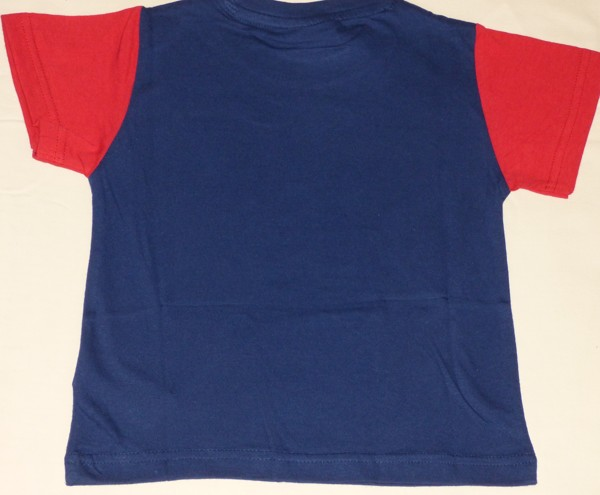 Chlapecké tričko - Pejsek - tmavě modré