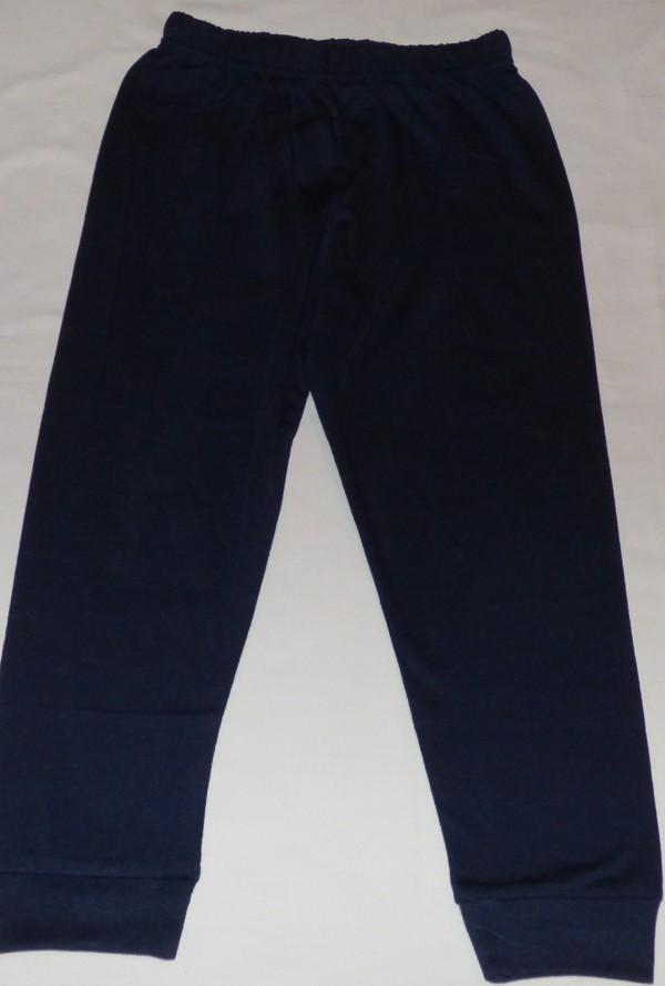 Chlapecké pyžamo - Trucks, dl., modré