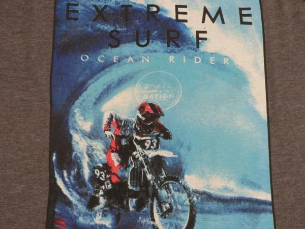 Chlapecké tílko - Extreme surf, šedé