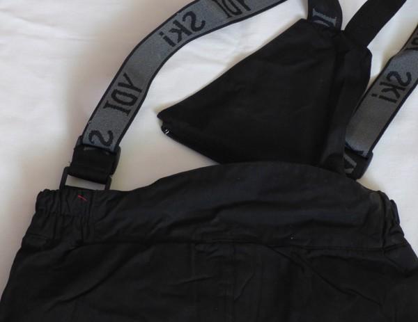Lyžařské kalhoty - dětské, černé