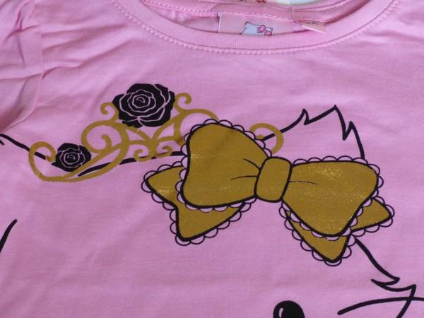 Dívčí tričko - Charmmy Kitty - růžové