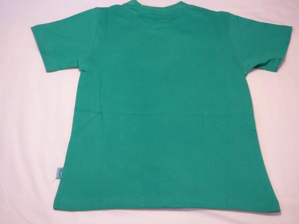 Chlapecké tričko - Empire city,zelené