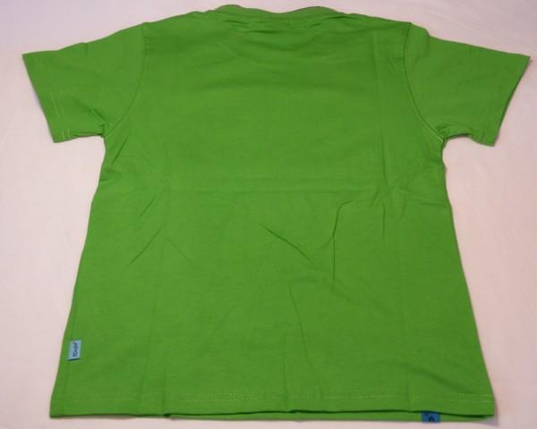 Chlapecké tričko - skate,zelené