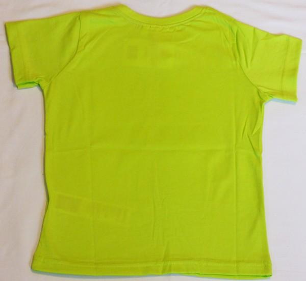 Chlapecké tričko - Mimoni - Bananas, zelené