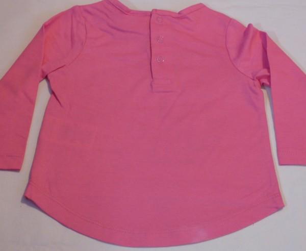 Dívčí tričko dl.r. - Charmmy Kitty, růžové