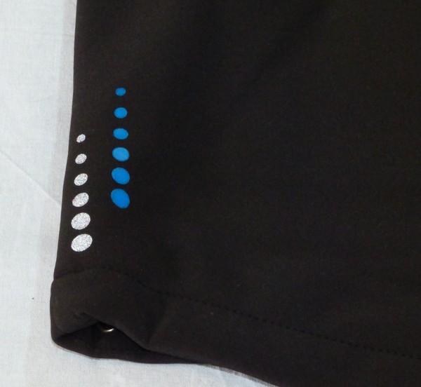 Chlapecká softshelová vesta - s flaušem, černá