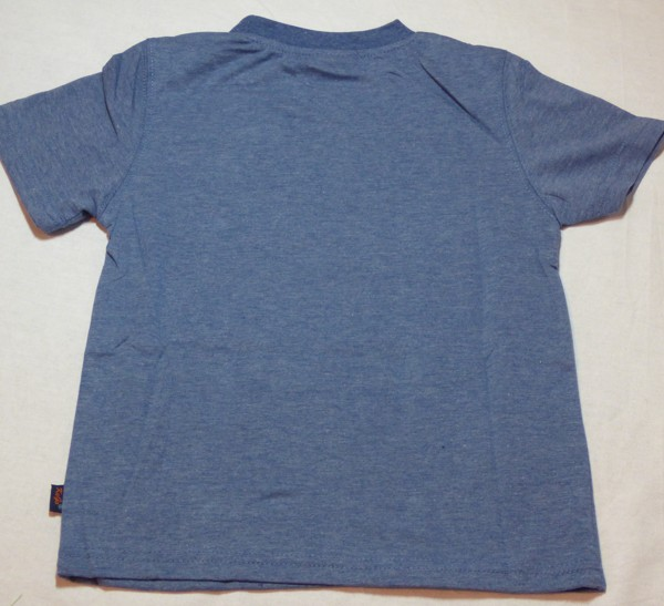 Chlapecké tričko - s dinosaury, tmavě modré
