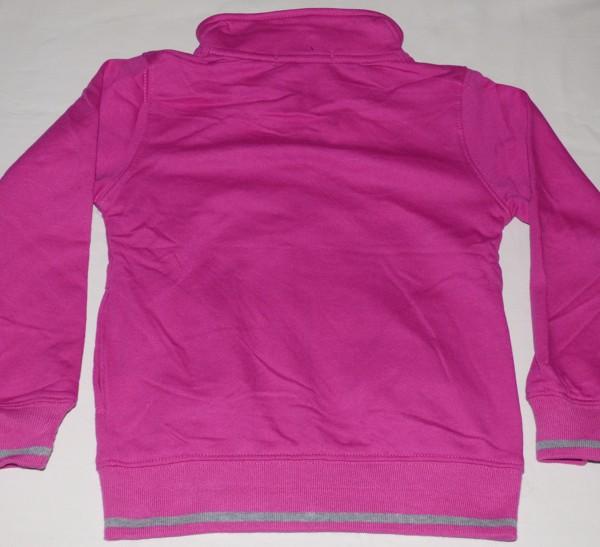 Dívčí mikina - jednorožec, fialová