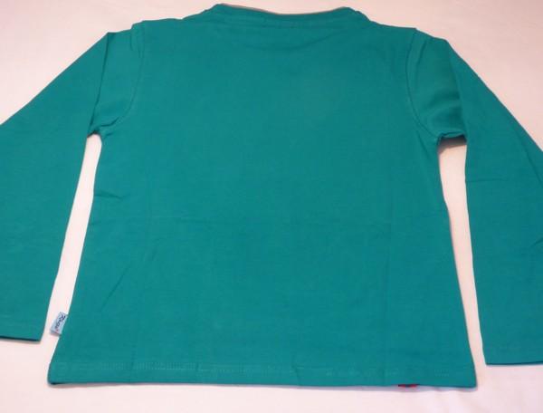 Chlapecké tričko - zelené,dl.r.