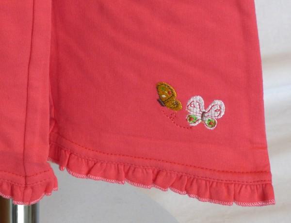 Dívčí tepláky kojenecké - světle růžové